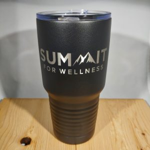 Summit For Wellness Tumbler
